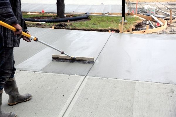 stamped concrete Omaha